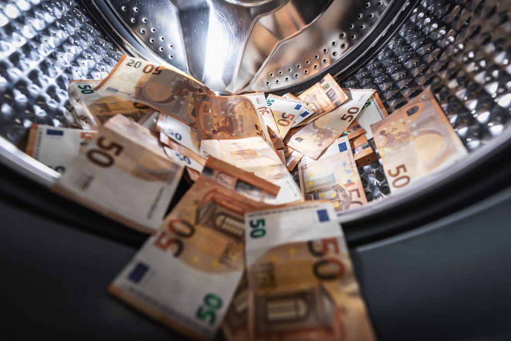 Geldwäsche Strafe