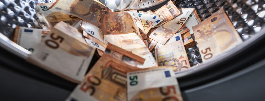 Strafe Geldwäsche